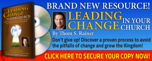 New Resource - Leading Change!