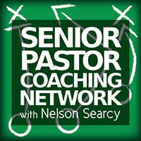 Senior Pastor Coaching Network with Nelson Searcy