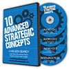 BRAND NEW: 10 Advanced Strategic Concepts