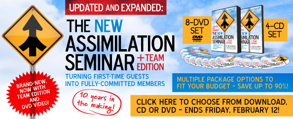 The NEW Assimilation Seminar!