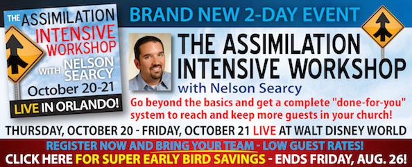 Brand New 2-Day Assimilation Event!