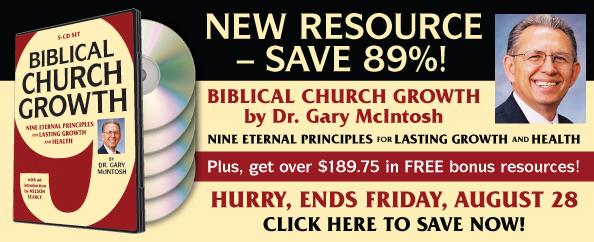 NEW: Biblical  Church Growth