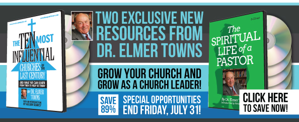 Two Great Resources From Elmer Towns