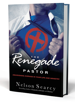 Renegade Pastor Book