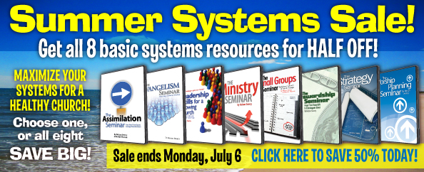 Summer Systems Sale